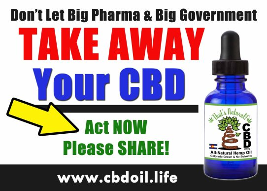 Protect Your Medicine Freedom - Buy While You Can
