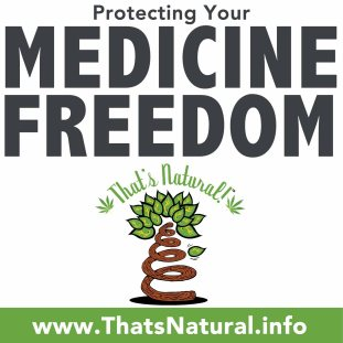 Medicine Freedom with That's Natural 1